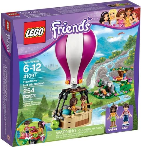 41097 La montgolfière d'Heartlake City (Friends)