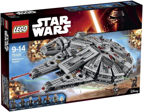 75105 Millennium Falcon (Star Wars) (The Force Awakens) (Disney)