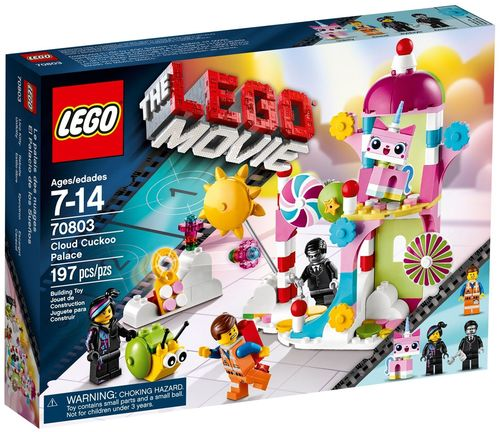 70803 Cloud Cuckoo Palace (The LEGO Movie)