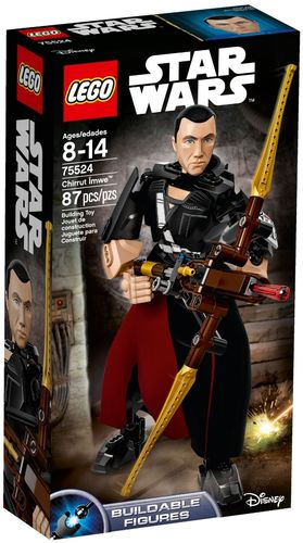 75524 Chirrut Îmwe (Star Wars) (Rogue One) (Buildable Figures) (Disney)