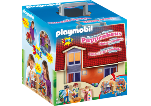 5167 Maison transportable (Dollhouse)