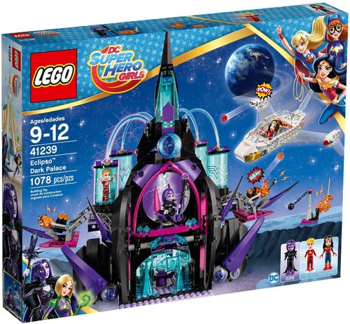 41239 Le palais maléfique d'Eclipso (DC Super Hero Girls)