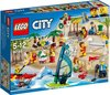 60153 La plage - Ensemble de figurines City (City) (Ville)