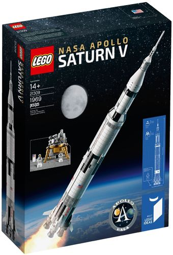 21309 NASA Apollo Saturn V (Ideas) (N°017)