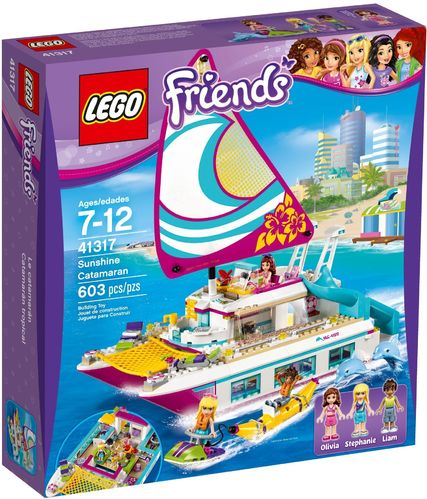 41317 Le catamaran (Friends)