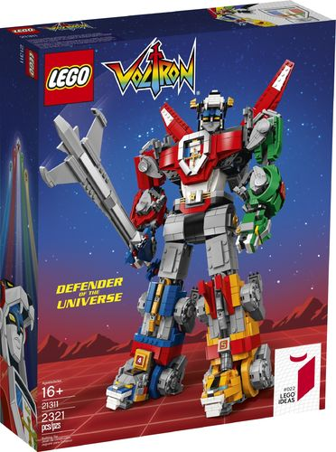 21311 Voltron - Defender of the Universe (Voltron) (Ideas) (N°022)