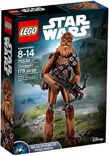 75530 Chewbacca (Star Wars) (Buildable Figures) (Disney)