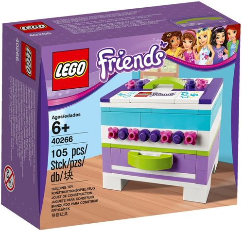 40266 Mini Keepsake Box (Friends)