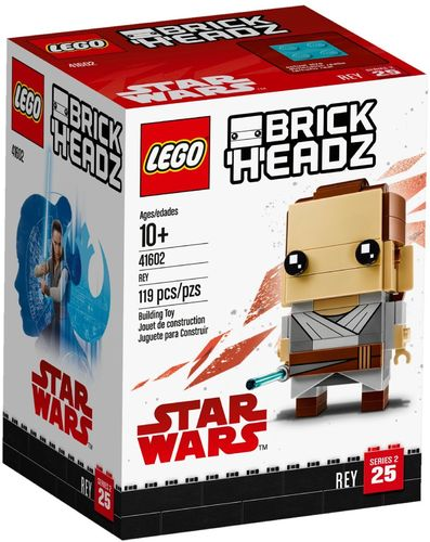 41602 Rey (BrickHeadz) (Star Wars) (Disney) (Serie 2 / N°25)