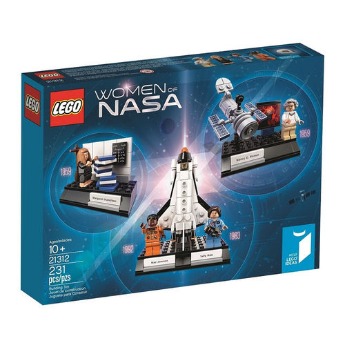 21312 Les femmes de la NASA (Women of NASA) (Ideas) (N°019)
