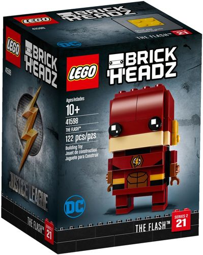 41598 The Flash (BrickHeadz) (DC) (Justice League) (Serie 2 / N°21)