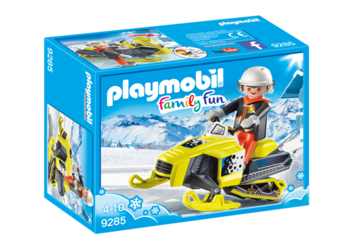 9285 Motoneige (Family Fun)