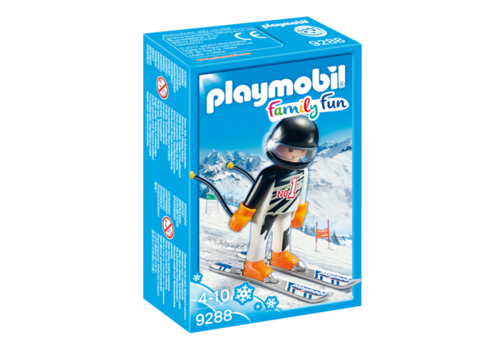 9288 Skieur alpin (Family Fun)