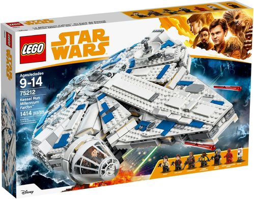 75212 Kessel Run Millennium Falcon (Star Wars) (Solo) (Disney)