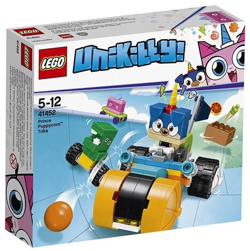 41452 Le tricycle de Prince Puppycorn (Unikitty!)