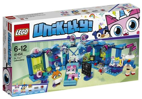 41454 Le laboratoire de Dr Fox (Dr. Fox Laboratory) (Unikitty!)