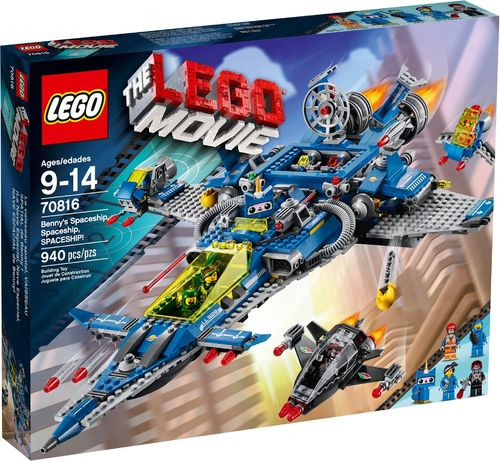 70816 Benny's Spaceship, Spaceship, SPACESHIP! (The LEGO Movie)