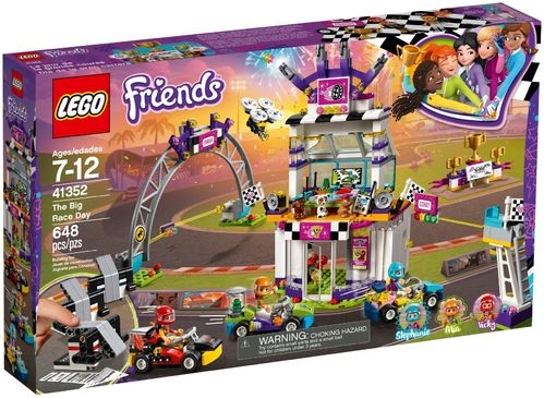 41352 La grande course (Friends)