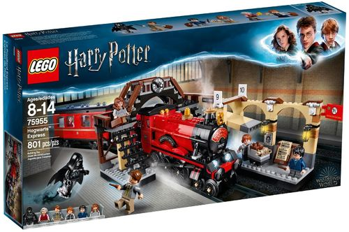 75955 Le Poudlard Express (Hogwarts Express) (Harry Potter) (Trains)