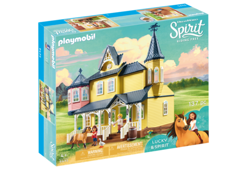 9475 Maison de Lucky (Spirit Riding Free)