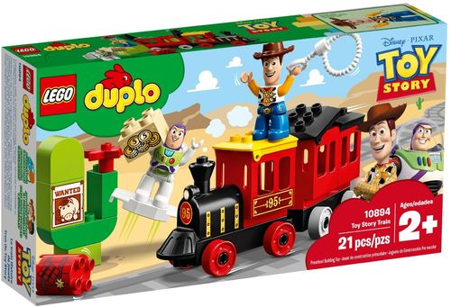 10894 Le Train de Toy Story (Duplo) (Toy Story 4) (Disney)