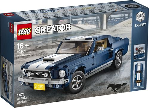10265 Ford Mustang (Creator) (Expert)
