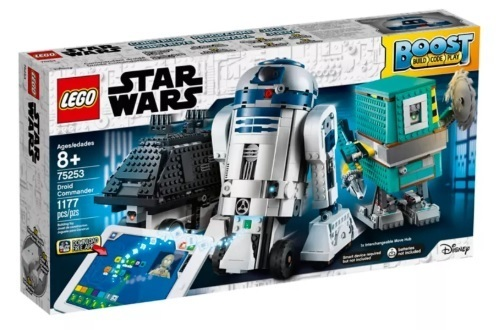 75253 Commandant des droïdes (BOOST Droid Commander) (Boost) (Star Wars) (Disney)