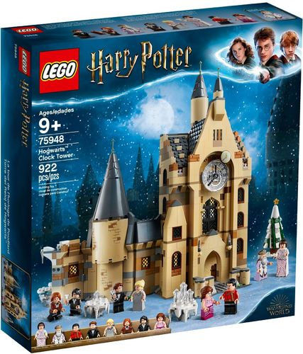 75948 La tour de l'horloge de Poudlard (Harry Potter)