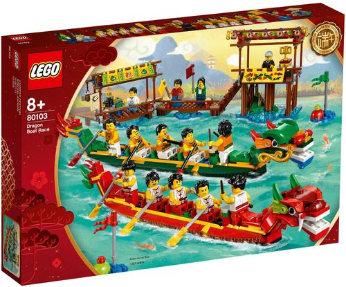 80103 La course de bateau du dragon (Seasonal)