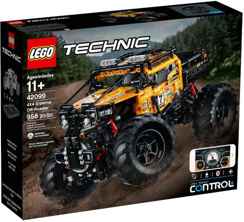42099 4x4 X-Treme Off-Roader (Technic) (Control+)