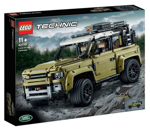 42110 Land Rover Defender (Technic)