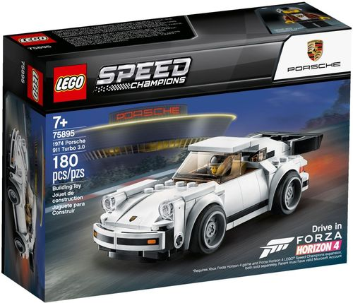 75895 1974 Porsche 911 Turbo 3.0 (Speed Champions)