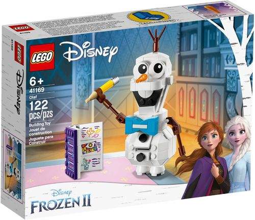 41169 Olaf (Princess) (Frozen 2) (La Reine des Neiges) (Disney)