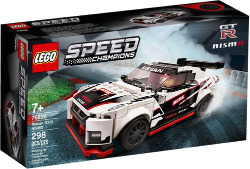 76896 Nissan GT-R NISMO (Speed Champions)