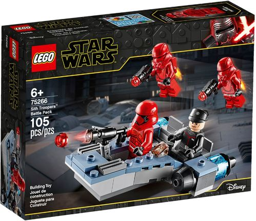 75266 Coffret de bataille Sith Troopers (Star Wars) (Disney)