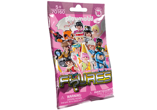 70160 Figures Filles (Serie 16) (Figurines)