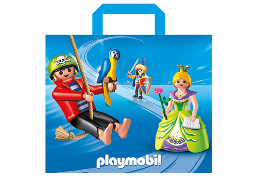 86489 Sac Playmobil Large (Gear)