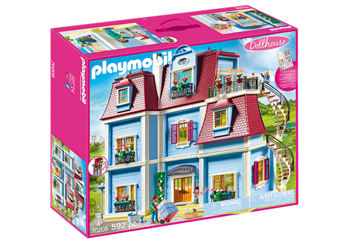 70205 La maison traditionnelle (Dollhouse)