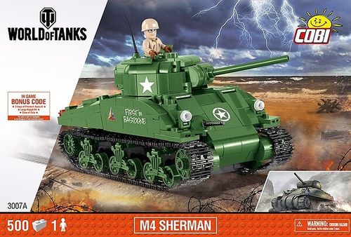 3007A M4 Sherman (World of Tanks)