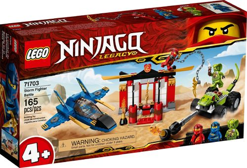 71703 Le combat du supersonique (Juniors) (Ninjago)