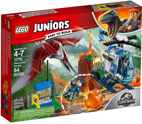 10756 Pteranodon Escape (Jurassic World) (Juniors)
