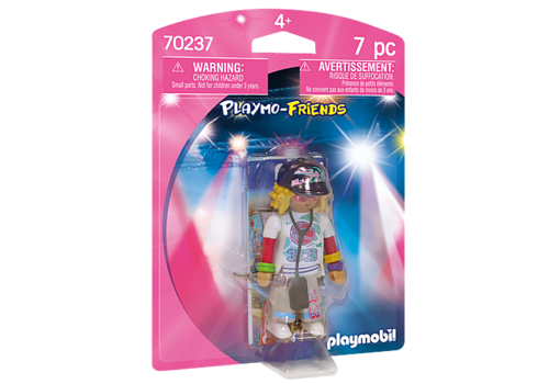 70237 Rappeuse (Playmo-Friends)