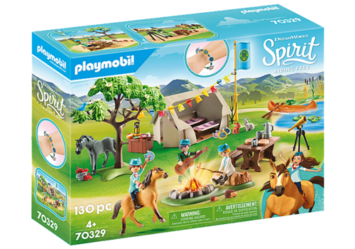 70329 Camps de vacances (Spirit Riding Free)