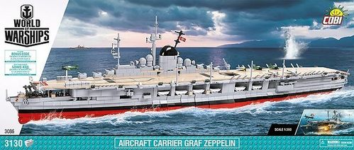 3086 Aircraft Carier Graf Zeppelin (World of Warships)