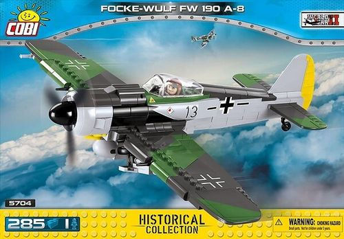 5704 Focke-Wulf Fw190 A-8 (Historical Collection)