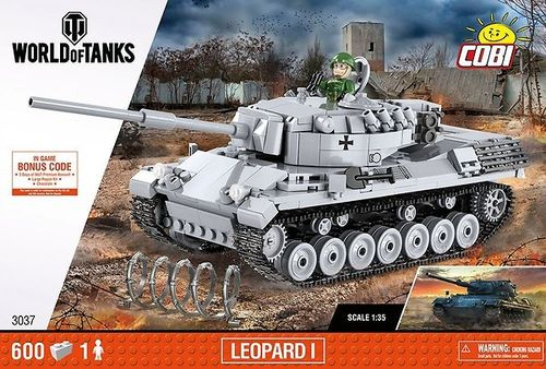3037 Leopard 1 (World of Tanks)