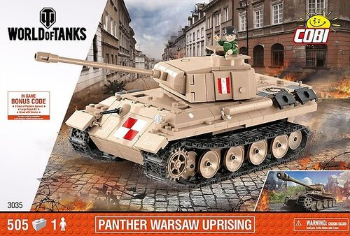 3035 Panther Warsaw Uprising (World of Tanks)